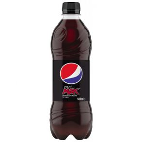 Pepsi Max Bottle (24x500ml)