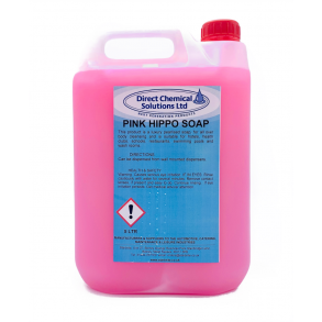 Hand Soap Pink (1x5ltr)