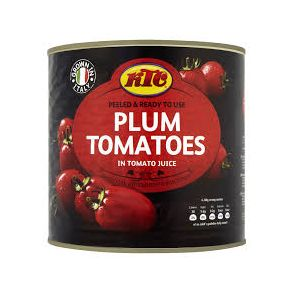 KTC Plum Tomato (2.55kg)