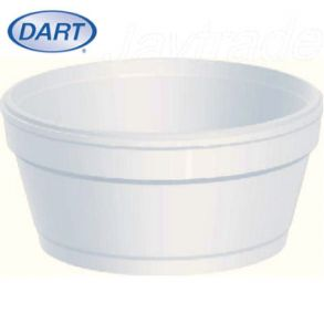 8oz Wide Dart Container (500)