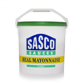 Sasco Real Mayonnaise 10L