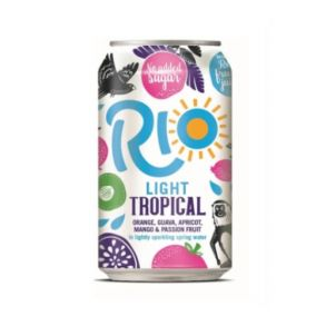 Light Rio Tropical Cans (330ml)
