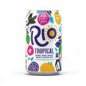 Rio Tropical Cans (330ml)