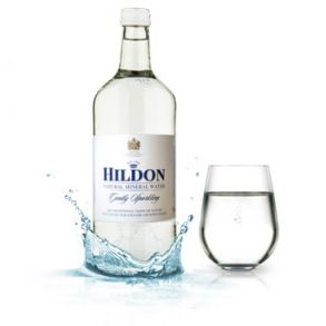 Hildon Sparkling Water - Glass Bottle (12x1ltr)