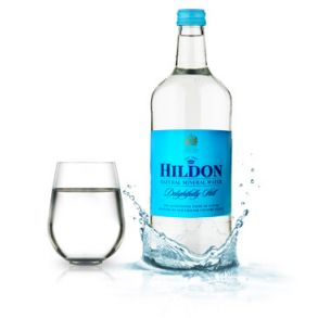 Hildon Still Water - Glass Bottle (12x1ltr)