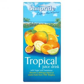 Sunpride Tropical Juice Drink (24x250ml)