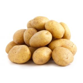 Fresh White Potatoes 25kg