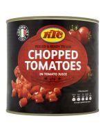KTC Chopped Tomatoes (2.55kg)